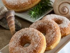 donuts λουκουμάς