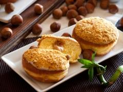 donut μικρό bueno-λευκή σοκολάτα μπισκότο